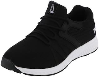 Calcetto Men Black Running Shoes - Johnc-blkwht for Men - Buy ... f309c68968f