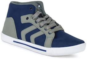CAMFOOT Men Blue Sneakers