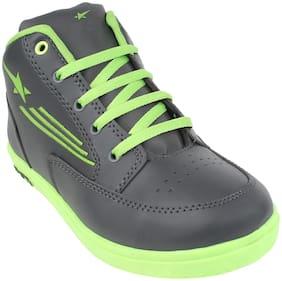 CAMFOOT Men Green Sneakers