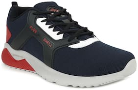 Campus Men ELFIN Running Shoes ( Blue )