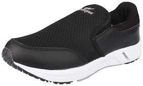 Campus Men Black Sport Shoes - 3g448-black
