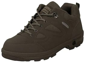 Campus Men Brown Running Shoes - T941a-camel