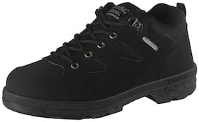 Campus Men Black Running Shoes - T941-blk