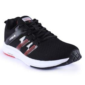 Campus Men Toronto Black Running Shoes