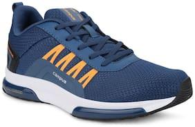 Campus Men Running Shoes ( Blue )