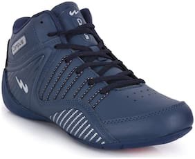 Campus Men CITY-RIDE Running Shoes ( Navy Blue )