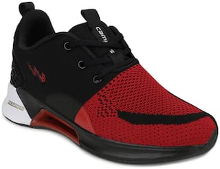 Campus Men CALIFORNIA Running Shoes ( Red )
