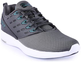 Campus Men DOME Running Shoes ( Grey )