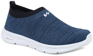 Campus King Plus Running Shoes For Men(Navy Blue )