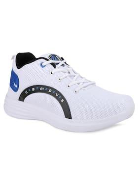 Campus Men MARCUS Running Shoes ( White )