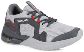 Campus Men Patrik Pro Running Shoes ( Grey )