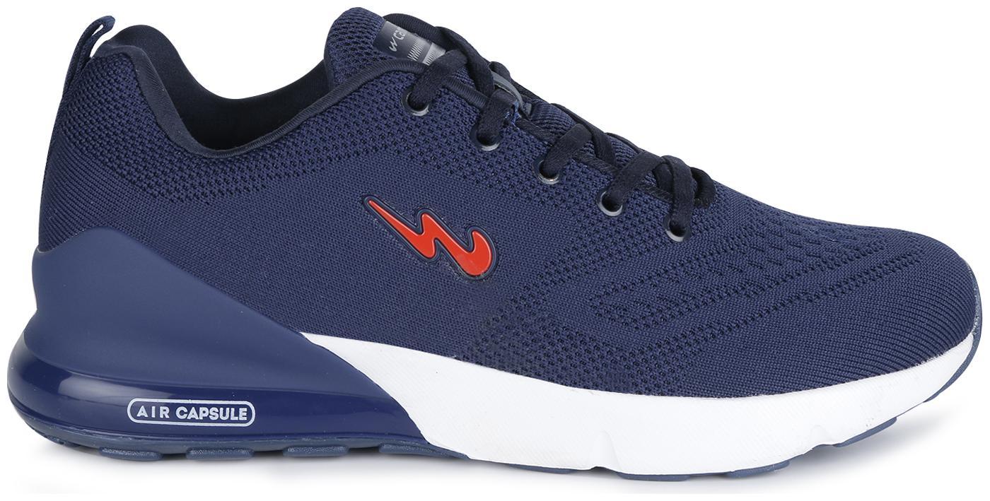 Campus Men NORTH Running Shoes ( Navy