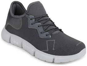 Campus Men'S Madrid Grey Running Shoes