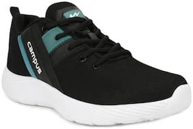 Campus Men MANTRA Running Shoes ( Black )