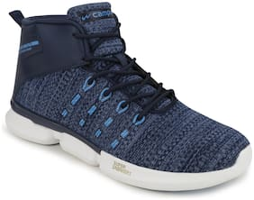 Campus Men'S Hot-Ride Navy Blue Running Shoes