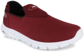 Campus Men's FORT Red Running Shoes
