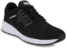 Campus Men CLUTCH Running Shoes ( Black )