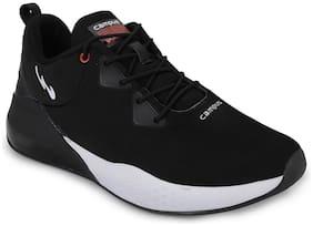 Campus Men's MILAN Black Running Shoes