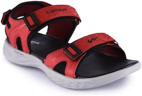 Campus Men's Red Casual Sandals