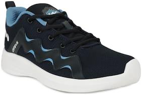 Campus Men NEO Running Shoes ( Blue )