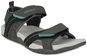 Campus Men Grey Sandals