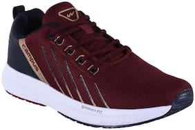 Campus Men ORACLE Running Shoes ( Red )