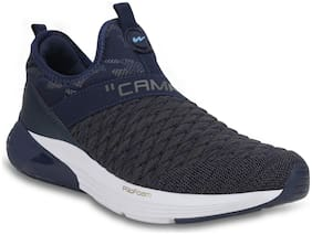 Campus Men ZEBRA Running Shoes ( Navy Blue )