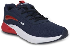 Campus Men's GLOBAL Blue Running Shoes