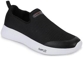 Campus Men's ROBO Black Running Shoes