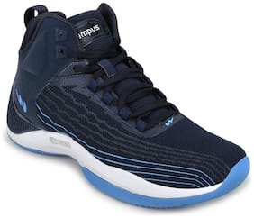 Campus Men's CANNES Navy Blue Running Shoes