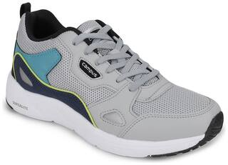 Campus Men WISDOM Running Shoes ( Grey )