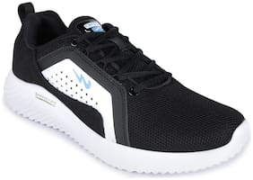 Campus Men's NEIL Black Running Shoes