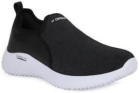 Campus Men TARGET Walking Shoes ( Black )