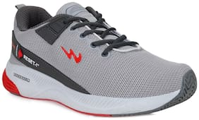 Campus Men REFRESH PRO Running Shoes ( Grey )
