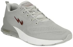 Campus Men NORTH PLUS Running Shoes ( Grey )
