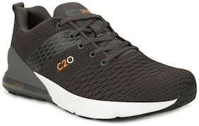 Campus Men BALENO Running Shoes ( Grey )