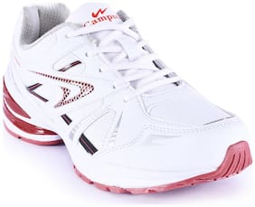 MILFORD-2 Running Shoes For Men ( White;Red )