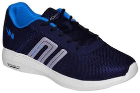 Campus Navy Color Sports Shoes For Men