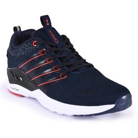 Campus Men Dhoom-2 Navy Blue Running Shoes