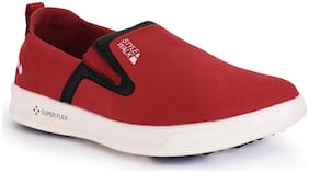 Campus Men Red Casual Shoes