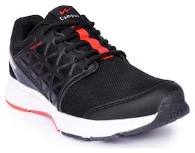 Campus SHADOW Black Running Shoes