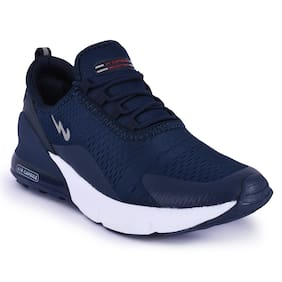 Campus Men Running Shoes ( Navy Blue )