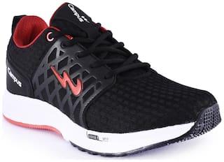 Campus Men RODEO-2 Running Shoes ( Black )