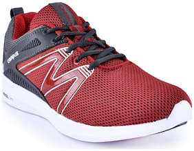 Campus Men's ENTER-2 Red  Running Shoes