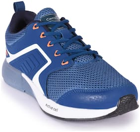 timeless design f4d3d cbbbf Campus Men Blue Running Shoes
