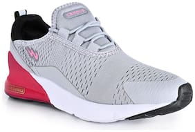 Campus Women DRAGON LADIES Running Shoes ( Grey )