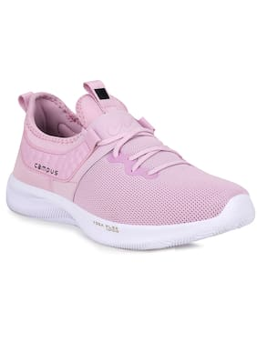 Campus Women Sherry Running Shoes ( Pink )