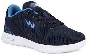 CRISTY Running Shoes For Women ( Navy Blue )