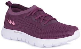 Campus Women Running Shoes ( Purple )