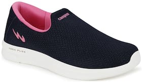 Campus Women ZOE PLUS Walking Shoes ( Navy Blue )